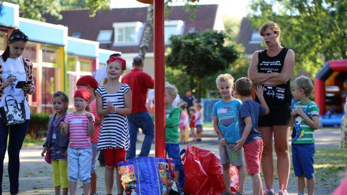 Voor ieder kind was er wel wat leuks te doen op de Rabobank kinderpicknick