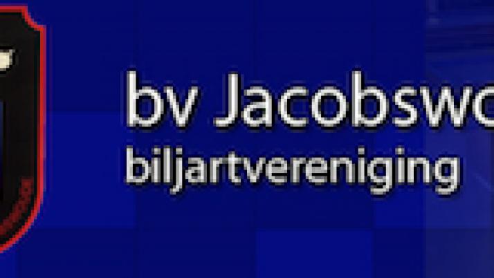 Biljart vereniging Jacobswoude