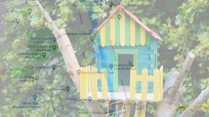 Woutje Speurtochten en Miniatuur huttenbouw