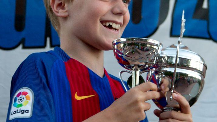 Nils Vons is Woutje Brugge viskampioen