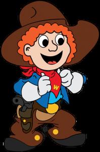 Woutje-Cowboy