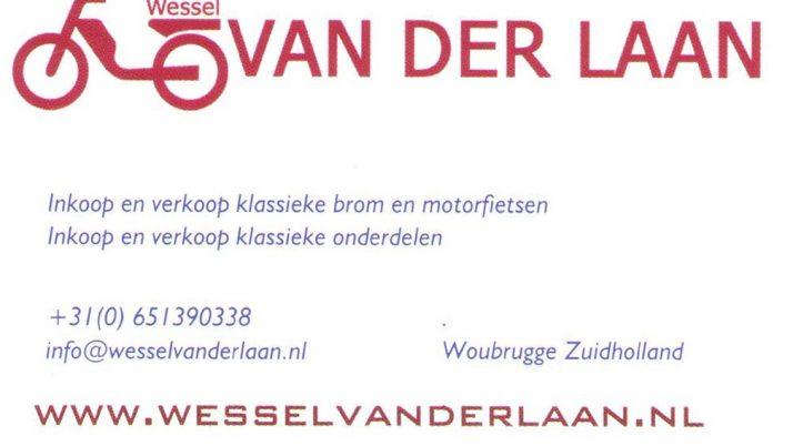 Wessel van der laan