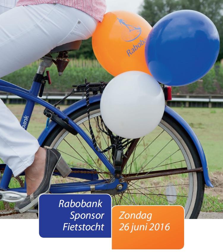 Fietsen voor Woutje: Rabobank sponsorfietstocht
